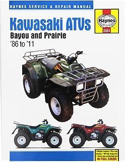 amazon com suzuki atv service repair manuals choose your model