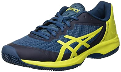 new product c327f 9cb7a ASICS Men s Gel-Court Speed Clay Tennis Shoes