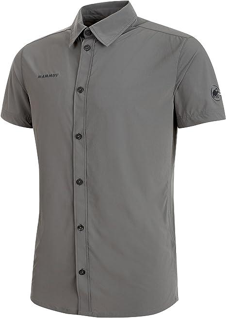 Mammut Trovat Light - Camisa, Hombre, Gris(Titanium): Amazon.es: Deportes y aire libre