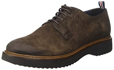 Mens Wells Low 1610 Derby Shoes Docksteps NQPvtaWcSy