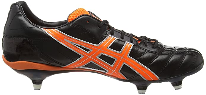 Asics Lethal Tigreor 7 K St, Chaussures de Football Entrainement Homme, Noir (Black 9030), 40 EU