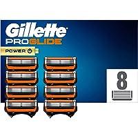 Gillette ProGlide Power Cuchillas de Afeitar Hombre, Paquete de 8 Cuchillas Recambio (El Diseño Exterior del Paquete…