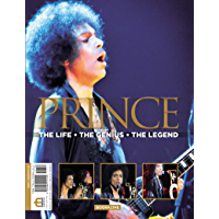PRINCE: The Life The Genius The Legend (English Edition)