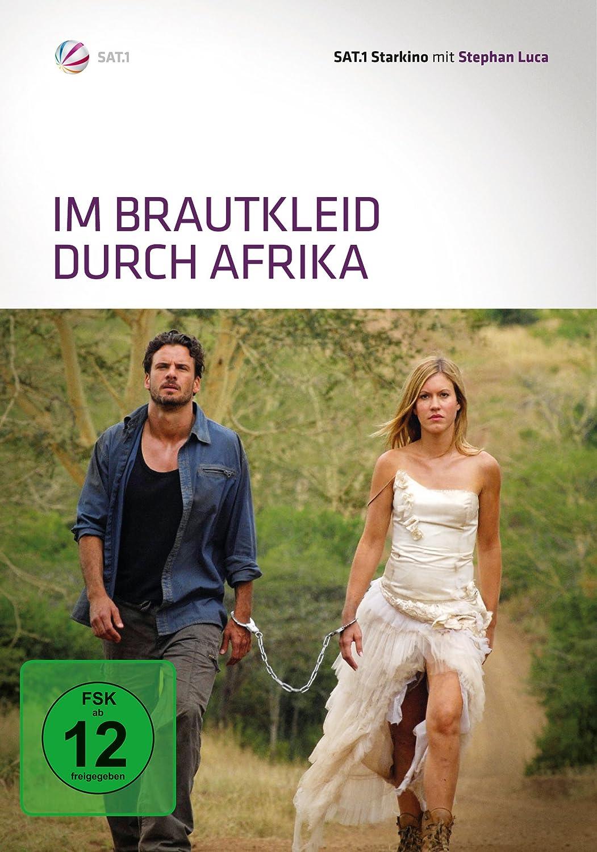 Amazon.it   Im Brautkleid durch Afrika: Acquista in DVD e