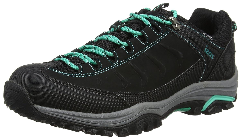 Izas Shasta - Calzado Outdoor Mujer EU 44|Negro/Verde