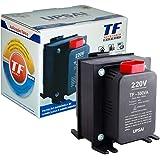 Auto Transformador de Voltagem 300va Automático Bivolt 110v / 220v ou 220v / 110v Upsai Modelo 51000030