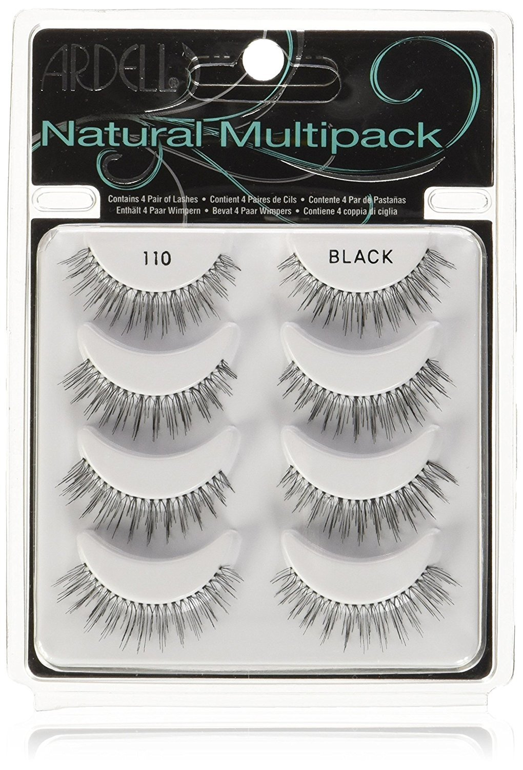 9b1a7156a93 ARDELL Multipack Lashes 110, 1 Count: Amazon.ca: Beauty