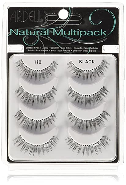 633afee79ae Amazon.com : Ardell Multipack 110 Lashes, 0.06 Pound : Beauty