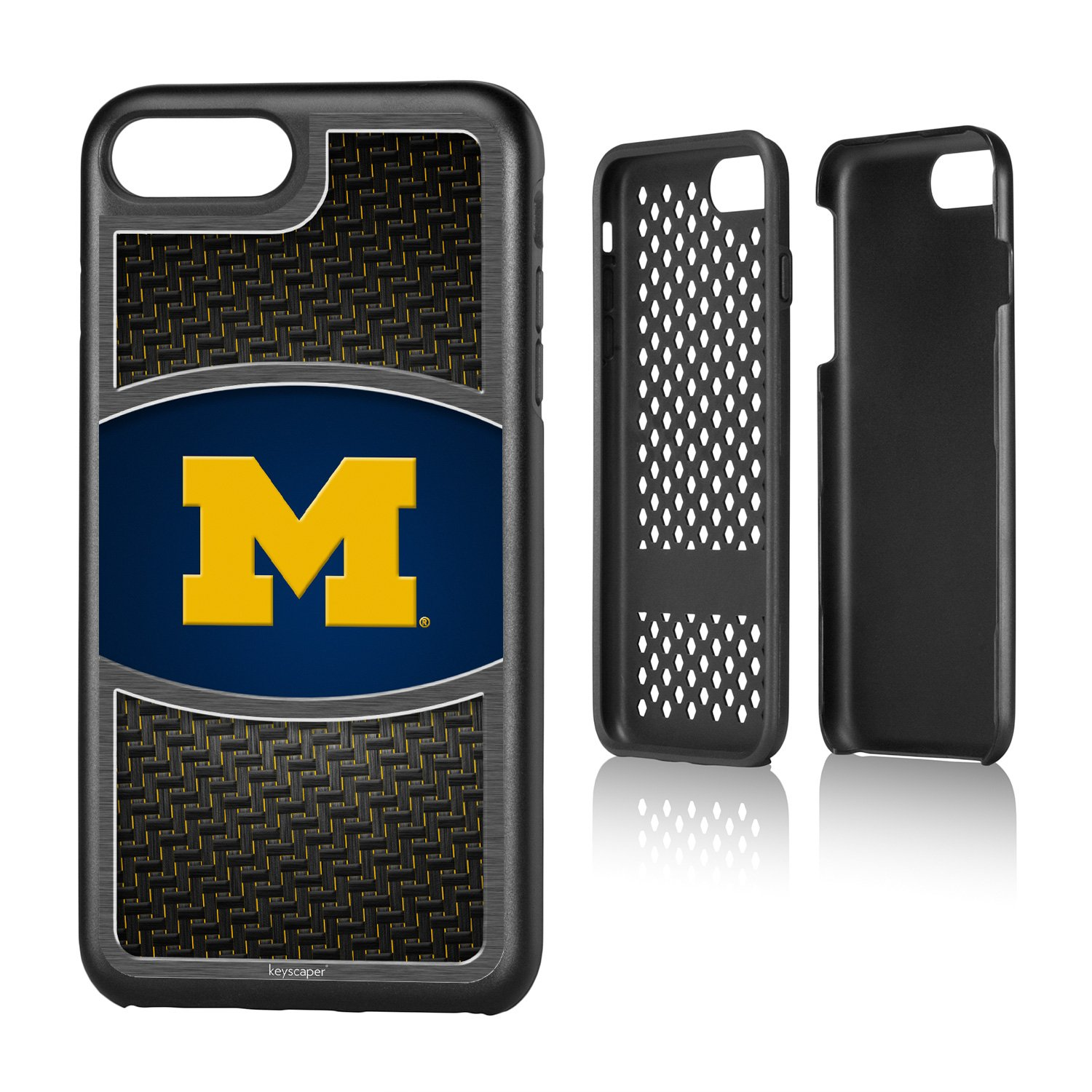 NCAA Iphone 7 + Rugged Case by Keyscaper in Prime