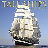 Tall Ships 2020 Wall Calendar