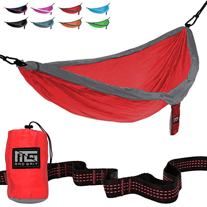 Insane Deal! Best Camping Double Hammock