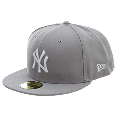 3558ed7a2bc Image Unavailable. Image not available for. Color  New Era MLB Basic 5950  New York Yankee Fitted ...