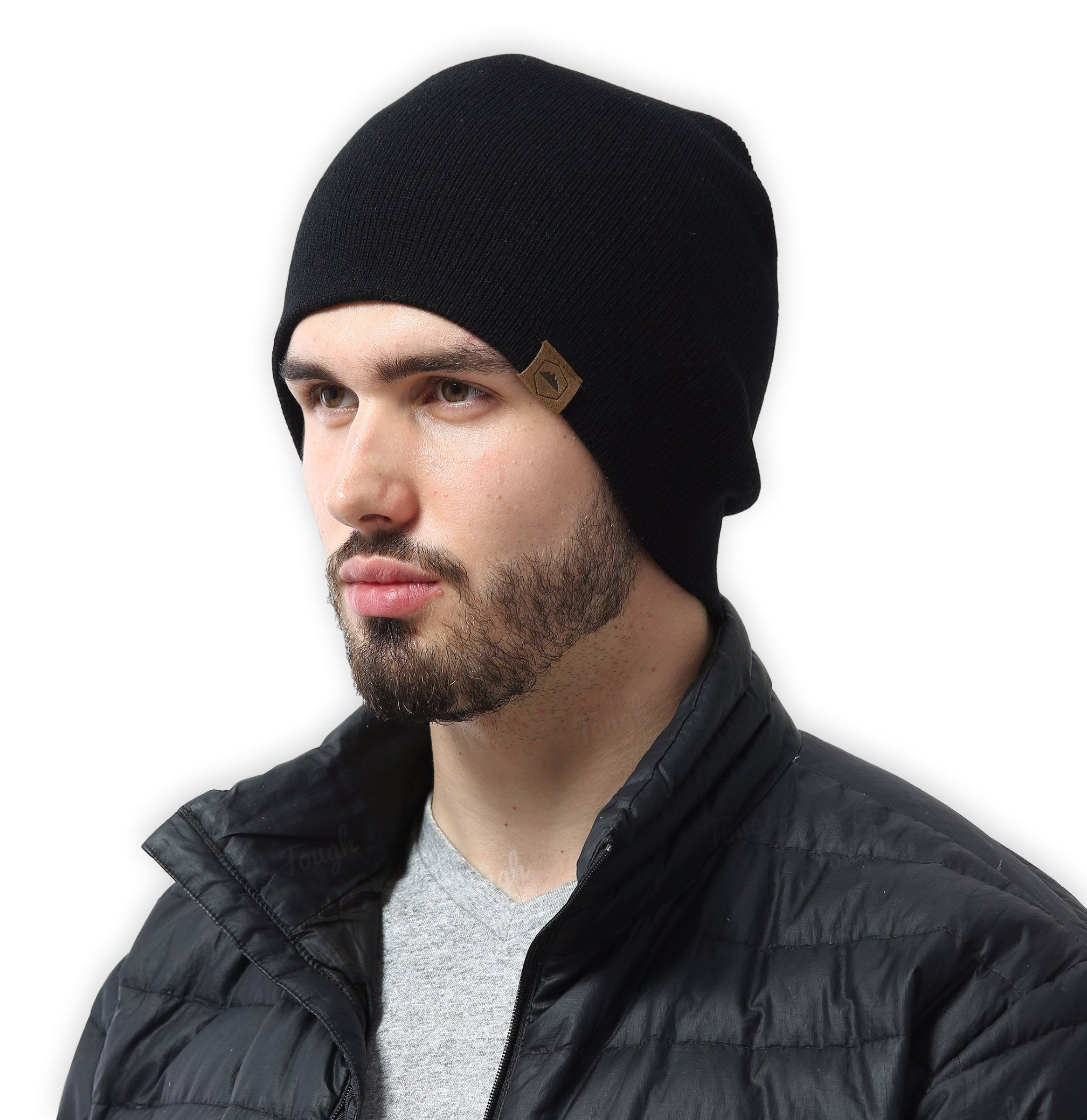 fd18e3714c5 Tough Headwear Cable Knit Beanie Top Quality For Men And Women Limited  Stylish