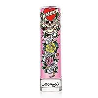 Christian Audigier Ed Hardy Perfume for Women, Eau de Parfum Spray with Warm Amber Notes, 3.4 oz