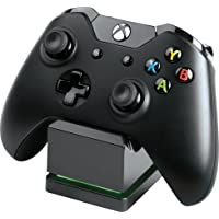 Controller Charging Stand - USB Powered - Microsoft Officially Licensed for Xbox One/Xbox One S/Xbox One X