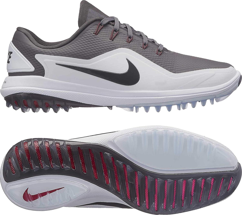 lowest price ba052 99d60 Amazon.com   Nike Lunar Control Vapor 2 Mens Golf Shoes 899633 Sneakers  Trainers (UK 11 US 12 EU 46, Gunsmoke Thunder Grey White 004)   Golf