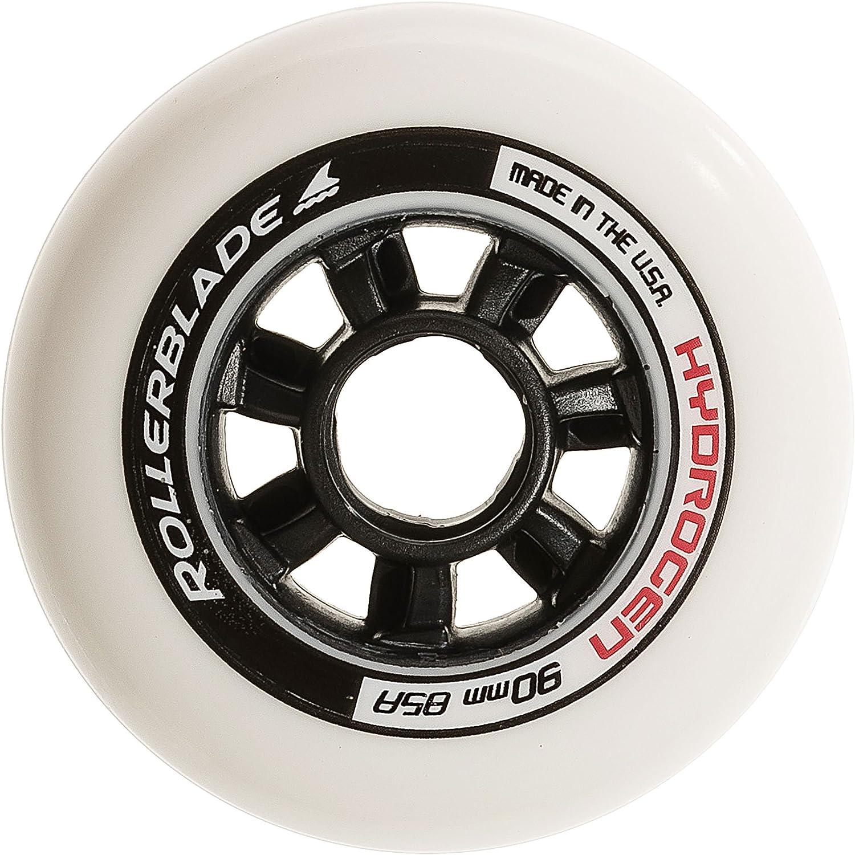 Ruedas Rollerblade Hydrogen 90 mm 85A Blancas.8un