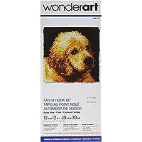 WonderArt - Juego de Ganchos para Cerrojo, Amor de Cachorro, Puppy Love 12 X 12, Puppy Love 12 x 12, 1