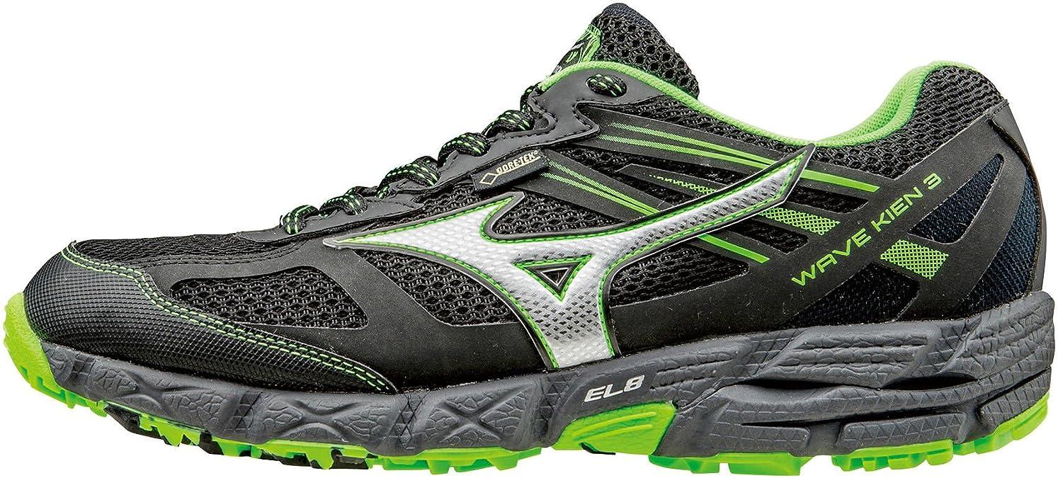 Mizuno Wave Kien 3 G-Tx - Zapatillas de running Hombre, 48.5 EU ...