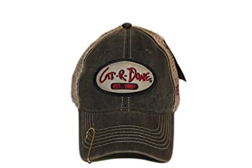 6d731610dbc Larry the Cable Guy Official Gear Git-R-Done Tour Hat (Black-Red ...