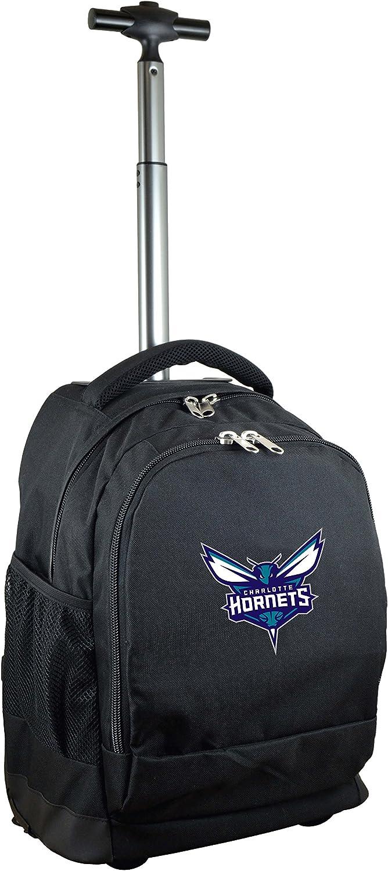 19-inches Black NBA Wheeled Backpack