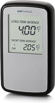 Airthings Corentium Home Radon Detector