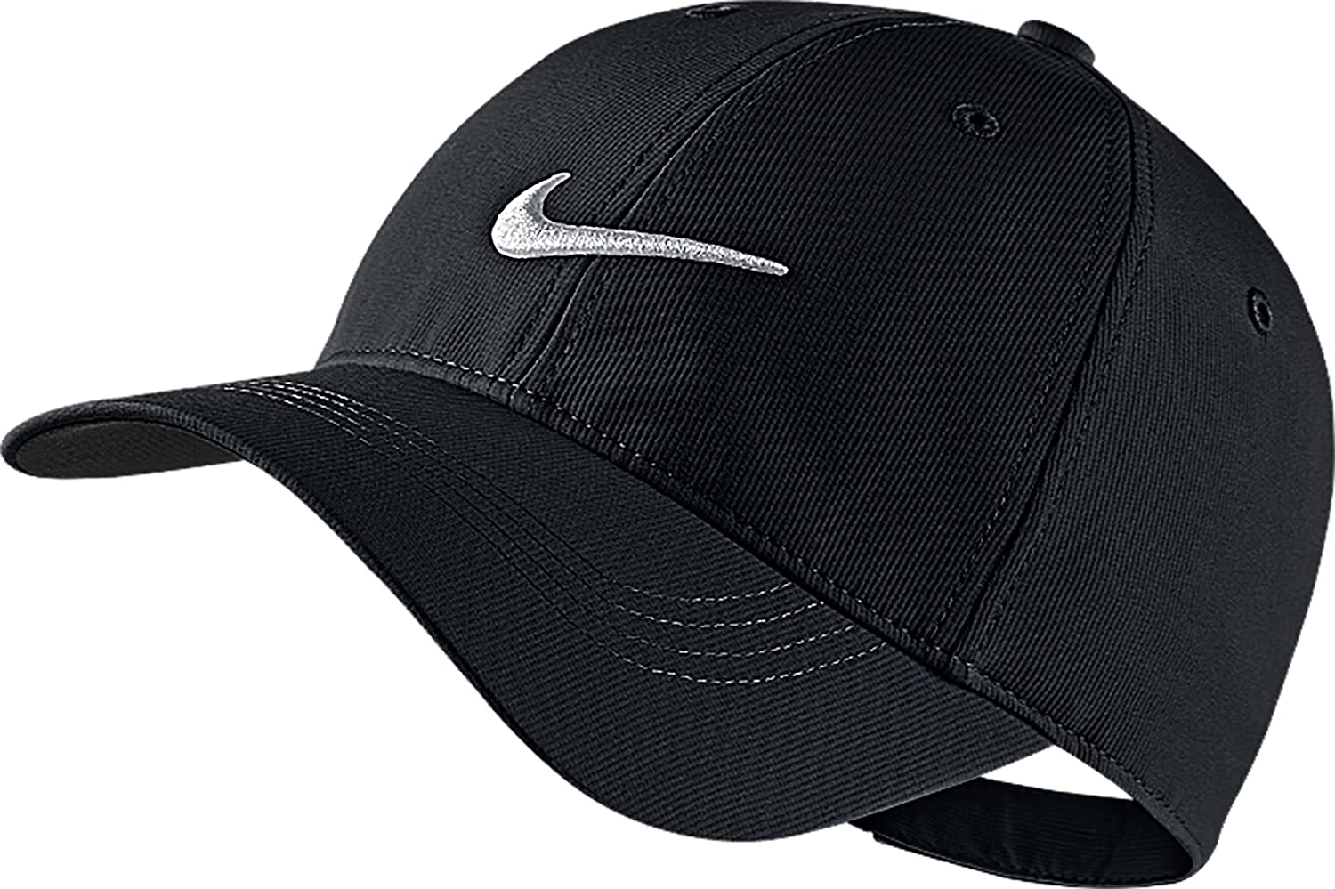 Buy Nike Mens Golf Legacy91 Tech Adjustable Hat Black White 727042-010  Online at Low Prices in India - Amazon.in fb7fc21b9d26