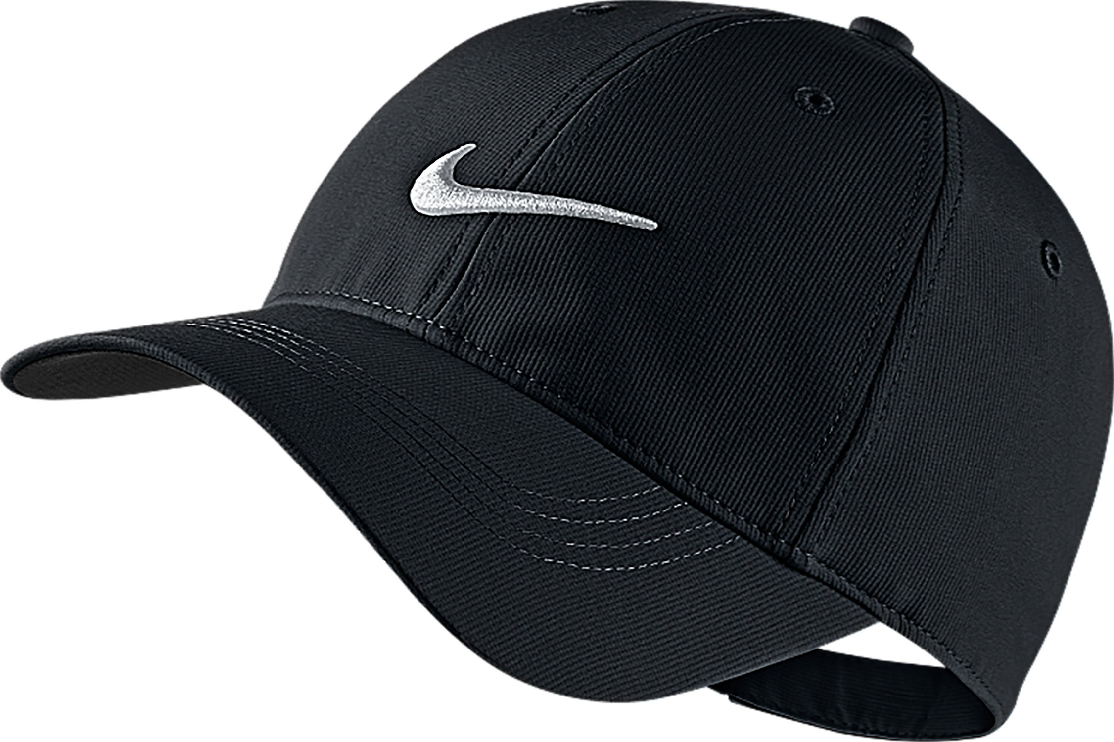 Nike Mens Golf Legacy91 Tech Adjustable Hat (Color: White/Anthracite/Black) by Nike