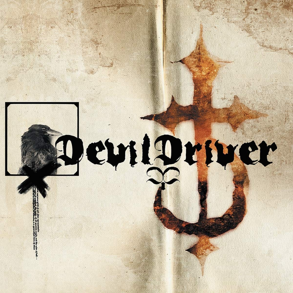 CD : DevilDriver - Devildriver (CD)