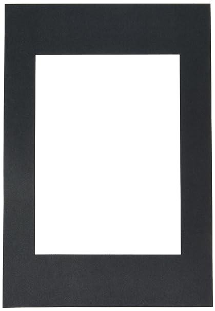 Pacon 0072560 Mat Frames, Black