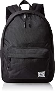 Herschel Classic Mid-Volume Backpack, Black, One Size