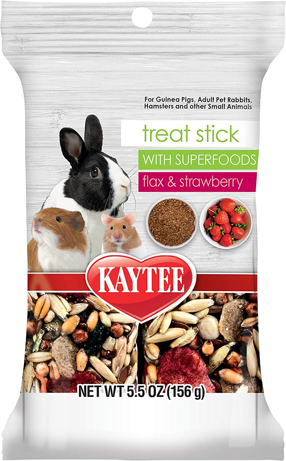 Kaytee Treat Stick with Superfoods,5.5 Ounces