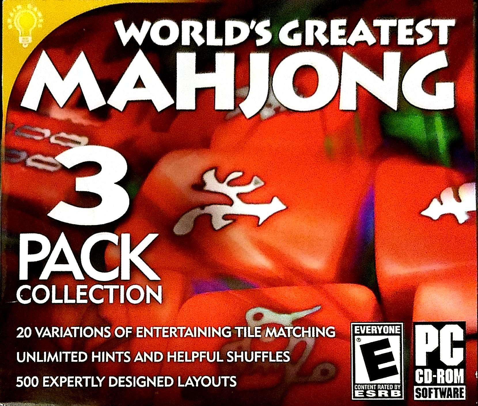 World's Greatest Mahjong: 3 Pack Collection