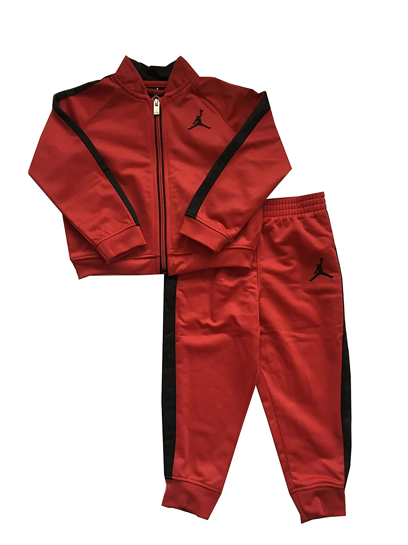 Air Jordania infantil niños Chándal Gimnasio y rojo, talla 18 ...