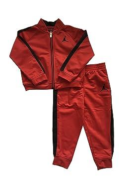 607c0c8e7347dc Image Unavailable. Image not available for. Colour  Air Jordan Infant Boys Tracksuit  Gym Red ...