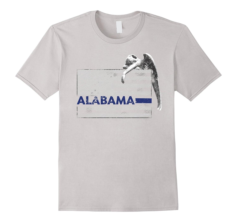 Alabama Highway Patrol State Police Shirt Angel Weeping