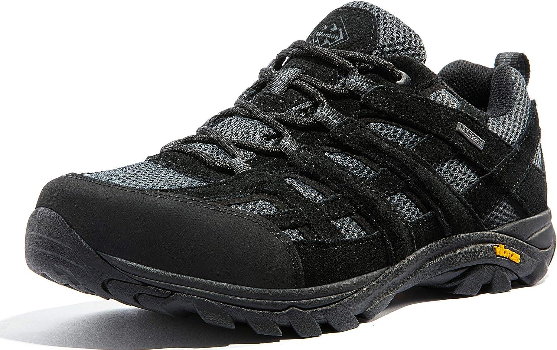 Waterproof Hiking Shoes Anti-Slip Shoes