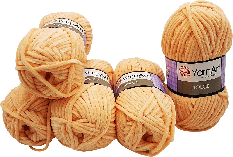 Gomitolo di Lana da 500 g YarnArt Flowers 55/% Cotone Multicolore Bordeaux Lilla Grigio 286