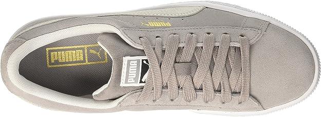 PUMA Suede Classic Jr, Sneakers Basses Mixte Enfant: Amazon