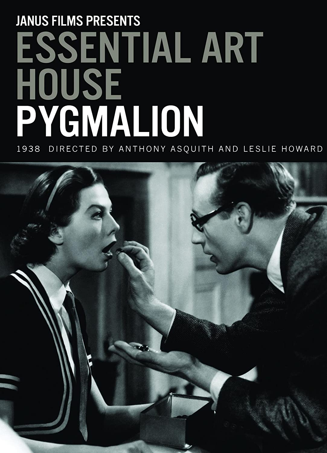 Amazon.com: Pygmalion (1938) - Essential Art House: Wendy Hiller ...
