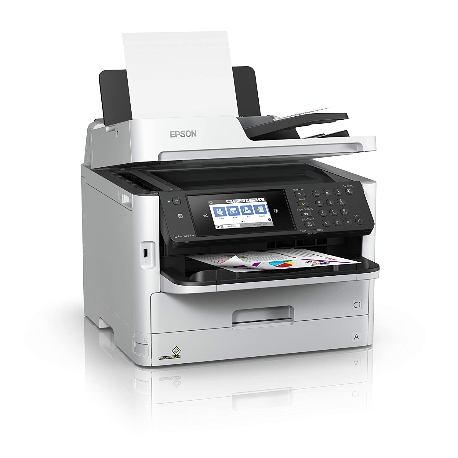 MFP WF-C5790DWF 4ink A4/fax/WLAN/34pps/PS3+PCL6