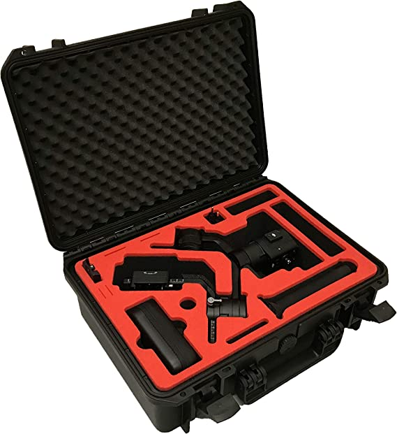 The Original Pro//Zoom B/&W Outdoor.Cases Type 5000 with DJI Ronin SC Inlay Case for DJI Ronin SC Pro Combo