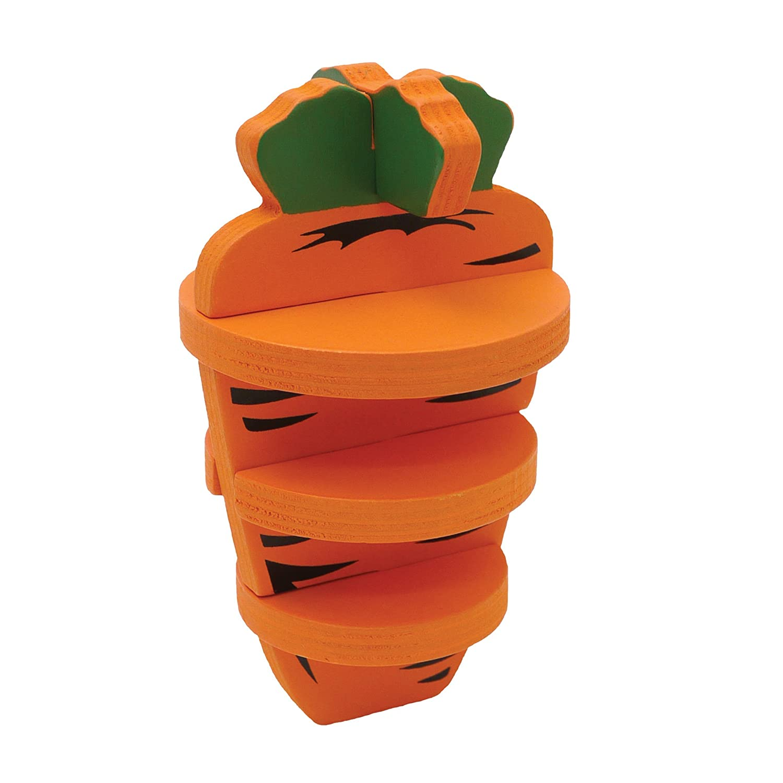 Rosewood Woodies 3-D Carrot