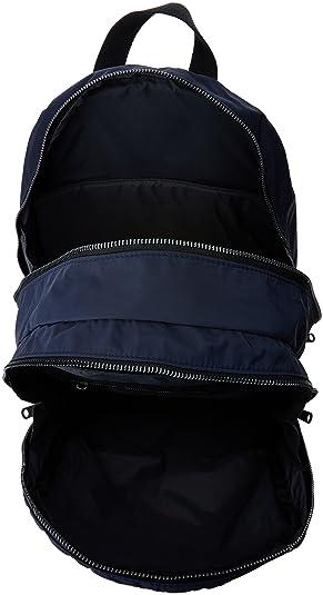 ECOALF Munich Backpack, Mochila Unisex Adulto, Azul (Deep Navy) 20x40x18 cm (W x H x L): Amazon.es: Zapatos y complementos