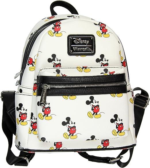 Mochila pequeña Loungefly x Mickey