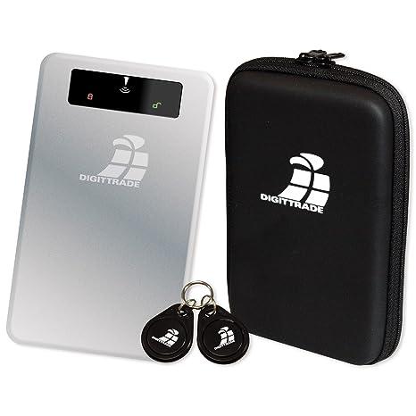 Digittrade RS256 RFID Security - Disco Duro Externo de Seguridad ...