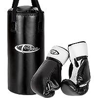 TecTake 402274Boxsack für Kinder mit Boxing Handschuhe Team Fitness