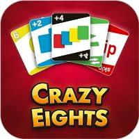 Crazy Eights 3D