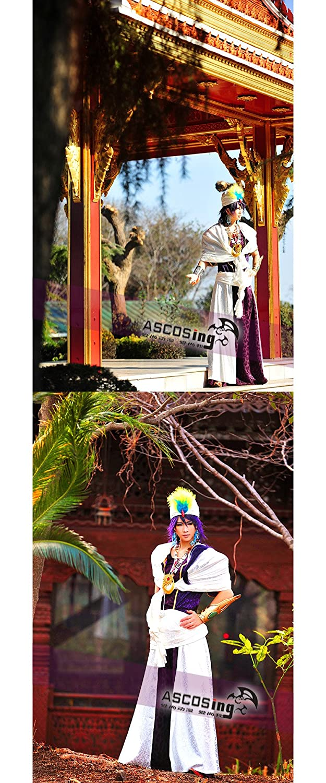The Labyrinth of Magic Magi Sinbad cosplay costume UK