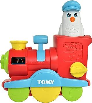 TOMY Meine erste Eisenbahn hochwertiges Spielzeug für